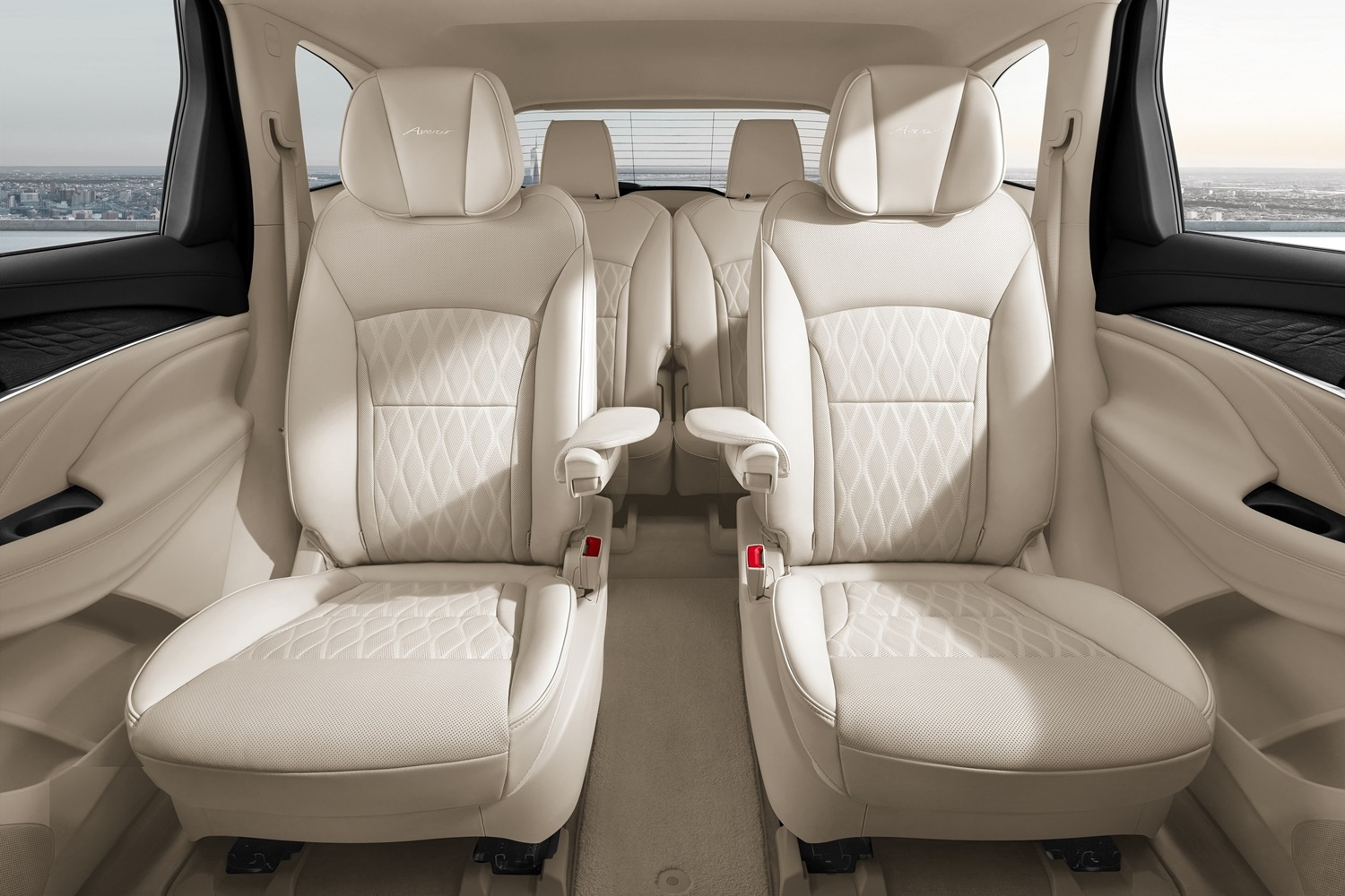 Gm Shows All-New China-Spec Buick Enclave Avenir   Gm Authority 2022 Buick Enclave Specs, Seat Covers, Towing Capacity