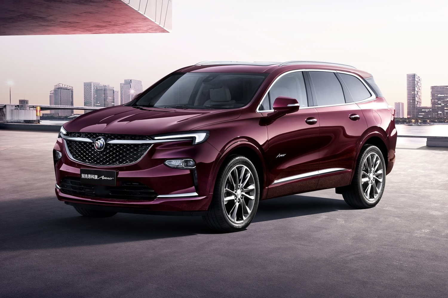 Gm Shows All-New China-Spec Buick Enclave Avenir | Gm Authority Build Your Own 2021 Buick Enclave