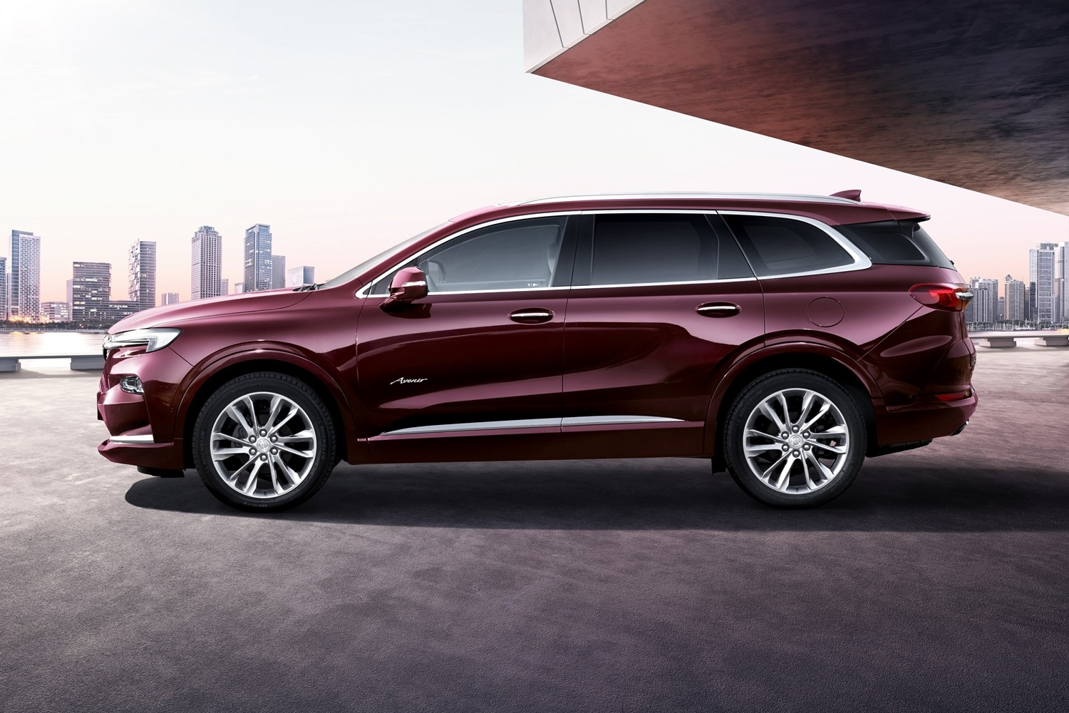 Gm Shows All-New China-Spec Buick Enclave Avenir | Gm Authority New 2022 Buick Enclave Cost, Build, Bolt Pattern
