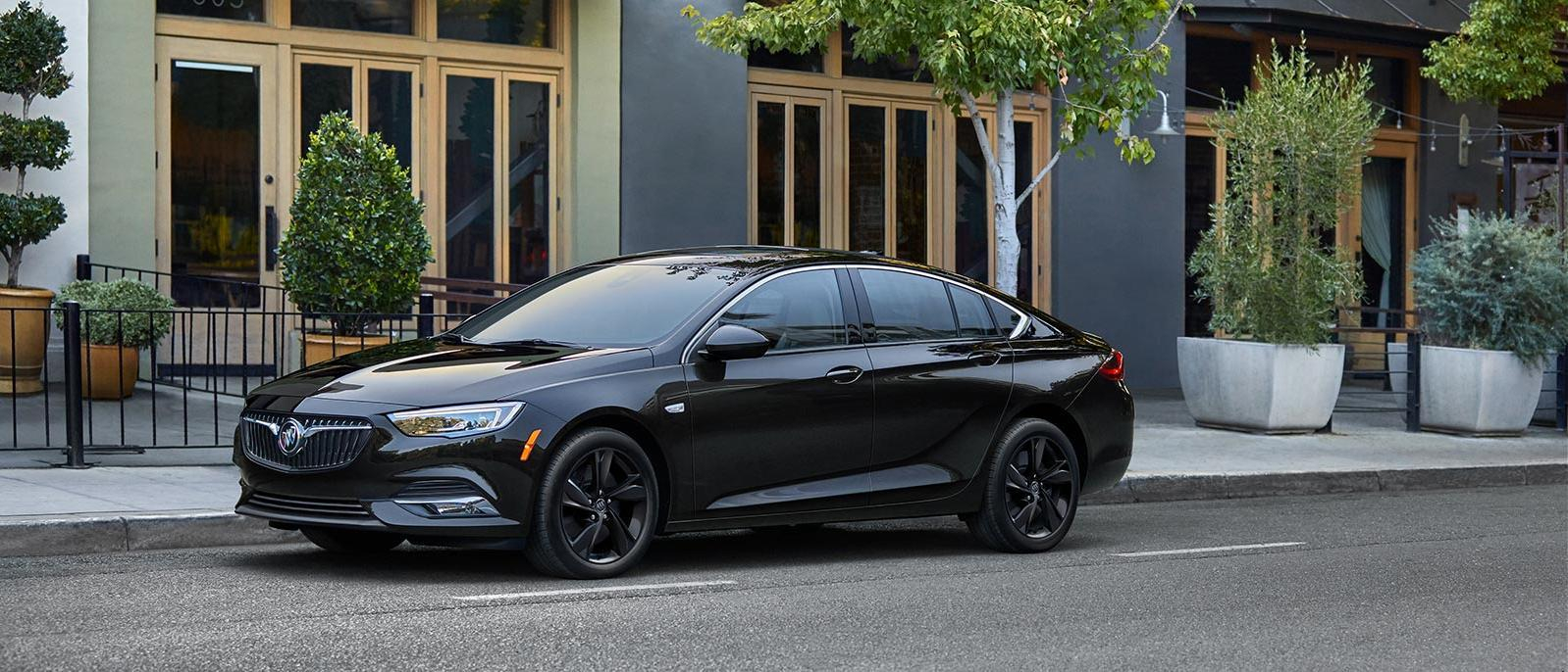 Griffin Price New 2021 Buick Regal Sportback Horsepower, Inventory, Lease