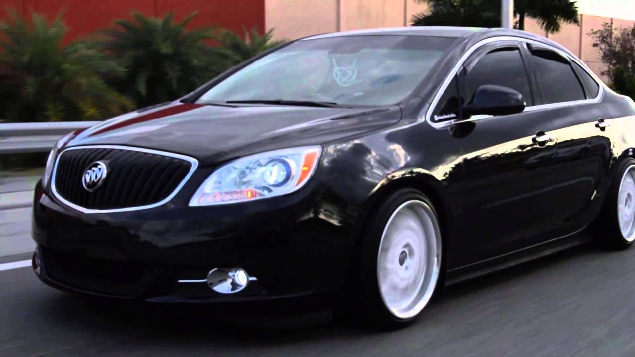 Michael's Stanced Buick Verano | The Holy Buick | Mrqz Media 2022 Buick Verano Interior, Rims, Custom
