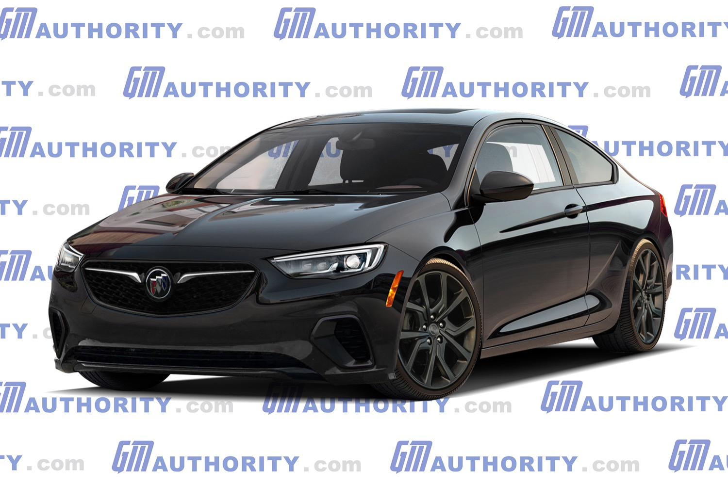 Modern Buick Regal Gnx Rendered | Gm Authority Show Me A 2022 Buick Regal