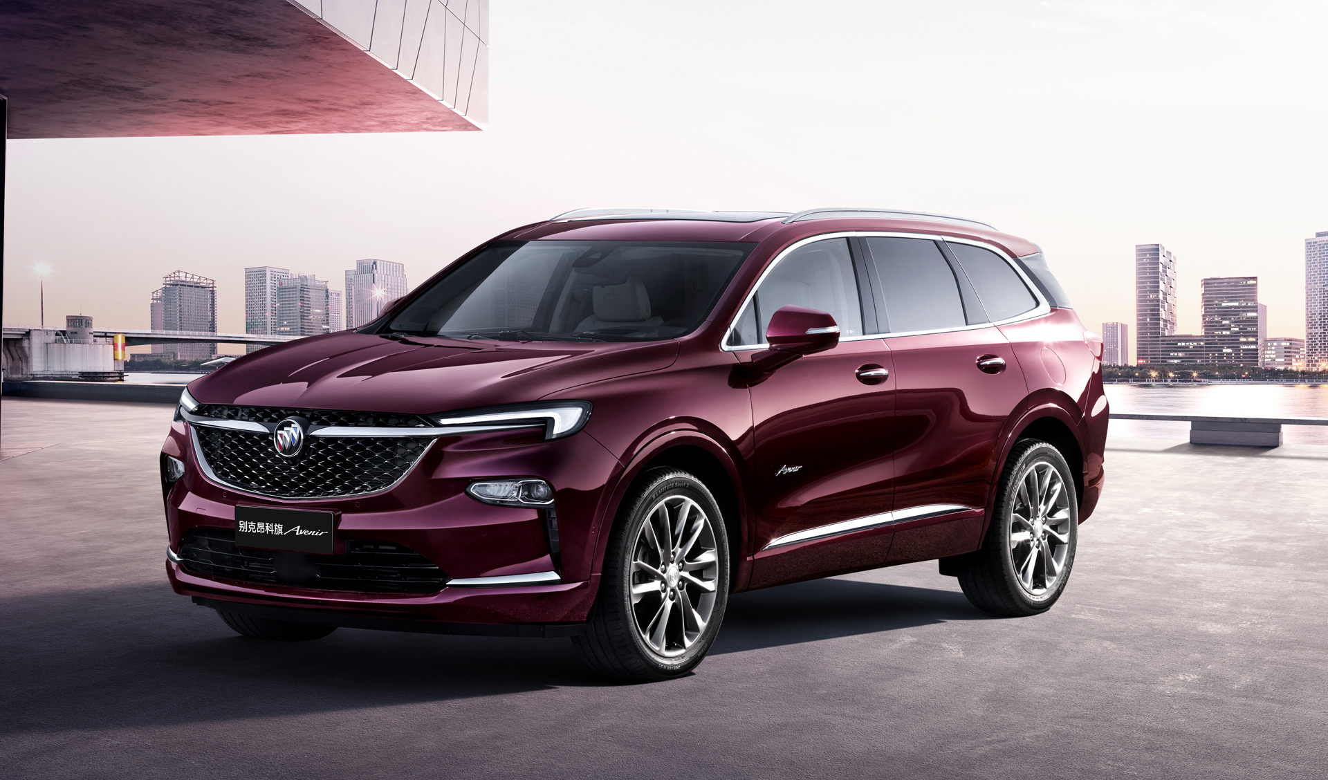 Mystery Buick 3-Row Crossover Revealed As Chinese-Market Enclave Build Your Own 2022 Buick Enclave