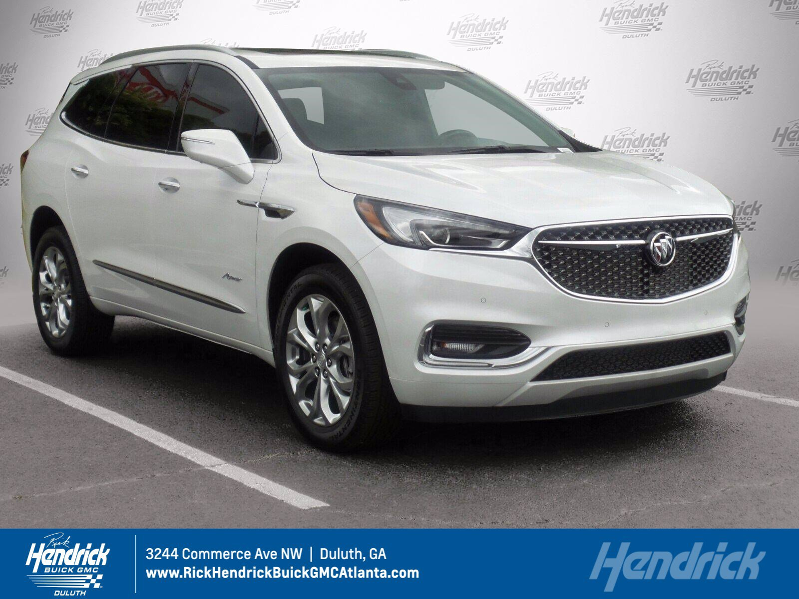 2021 buick enclave avenir interior colors brochure build