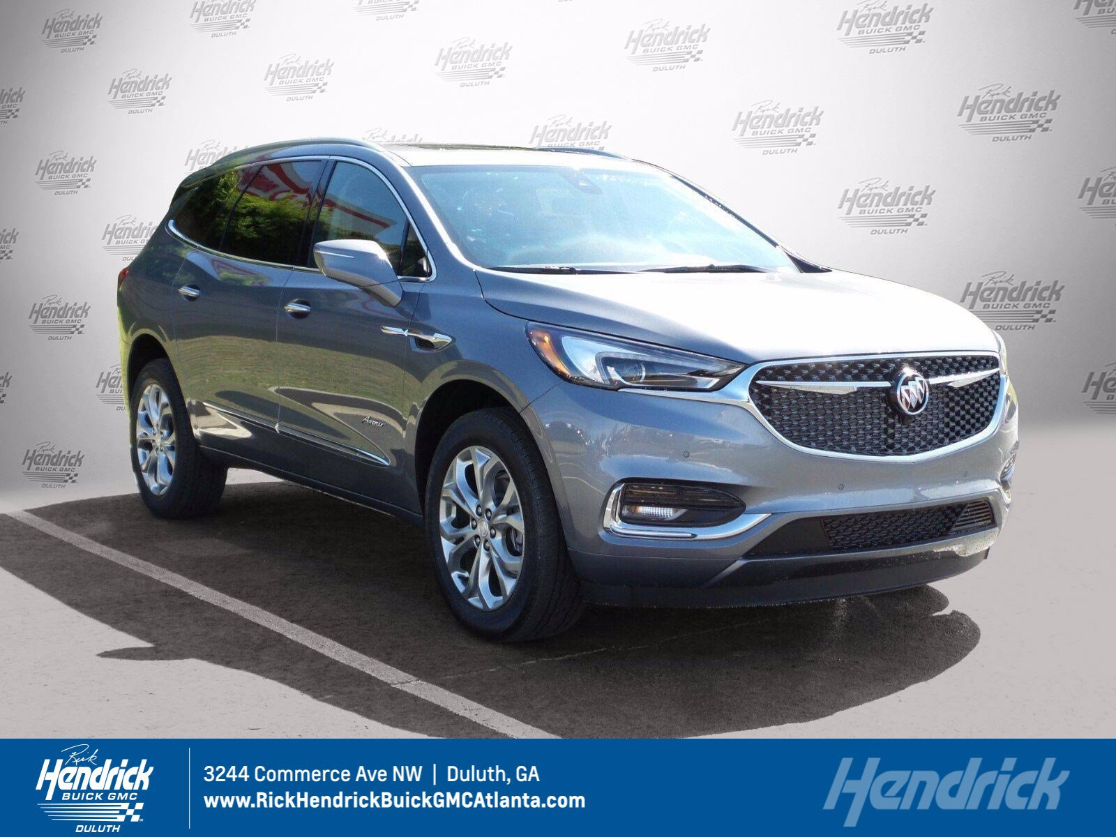 New 2020 Buick Enclave Avenir With Navigation New 2021 Buick Enclave Avenir Test Drive, Lease Deals, Floor Mats