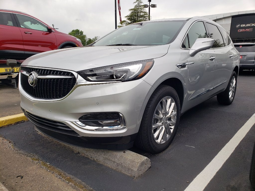 New 2020 Buick Enclave Premium Awd 2021 Buick Enclave Interior Colors, Heads Up Display, Incentives