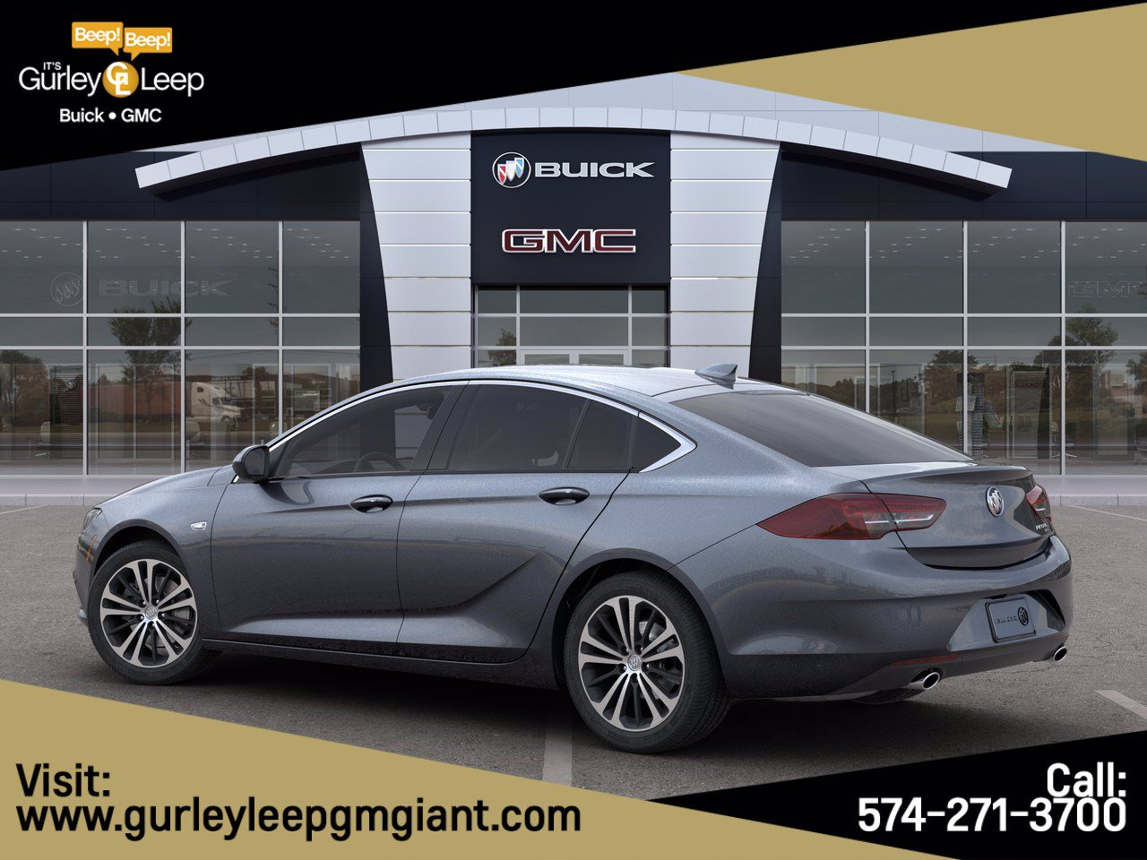 new 2021 buick regal sportback configurations ground