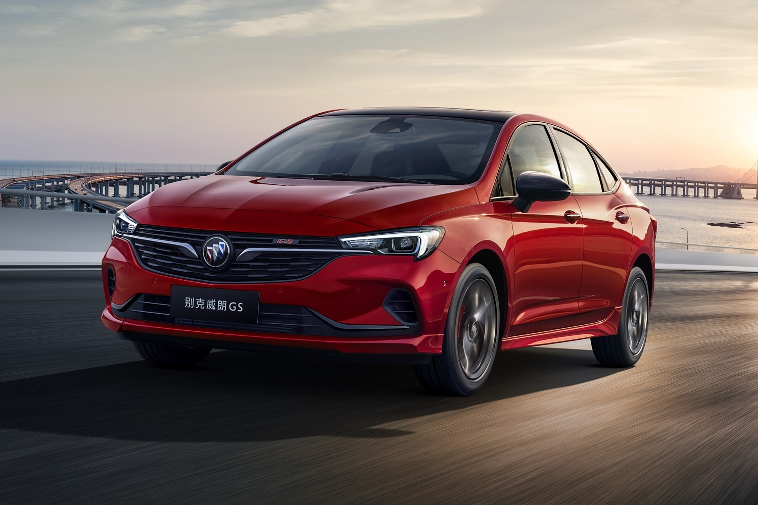 New 2021 Buick Verano Gs Launches In China | Gm Authority What Does A 2021 Buick Verano Look Like