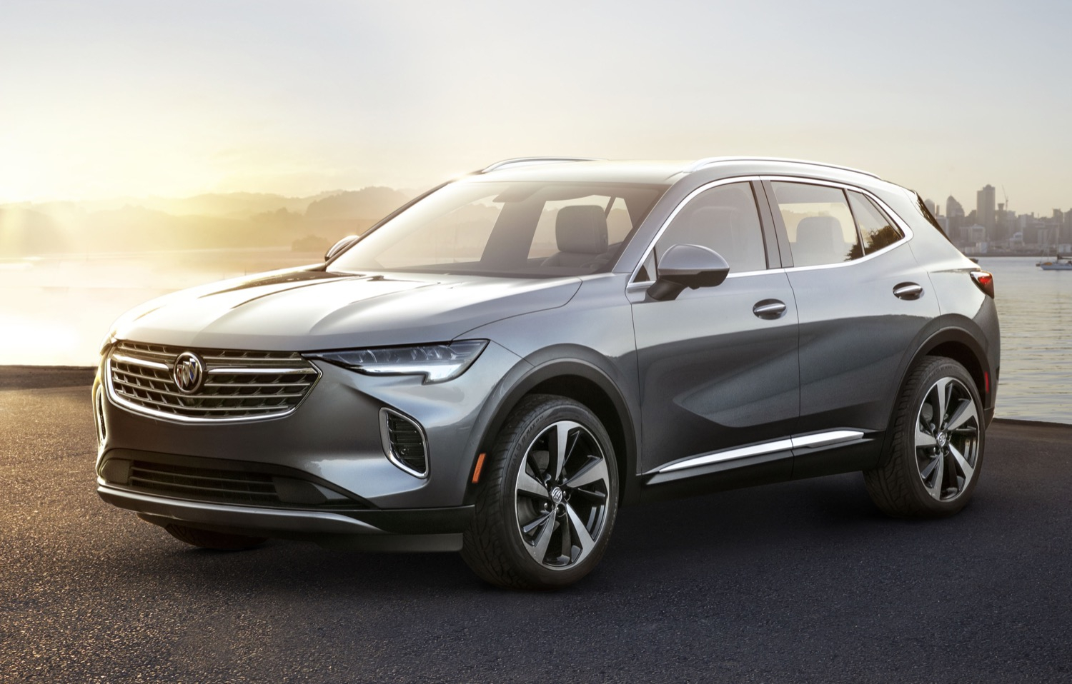 New 2021 Envision Still Built In China | Gm Authority 2022 Buick Envision Engine Options, Fwd, Features