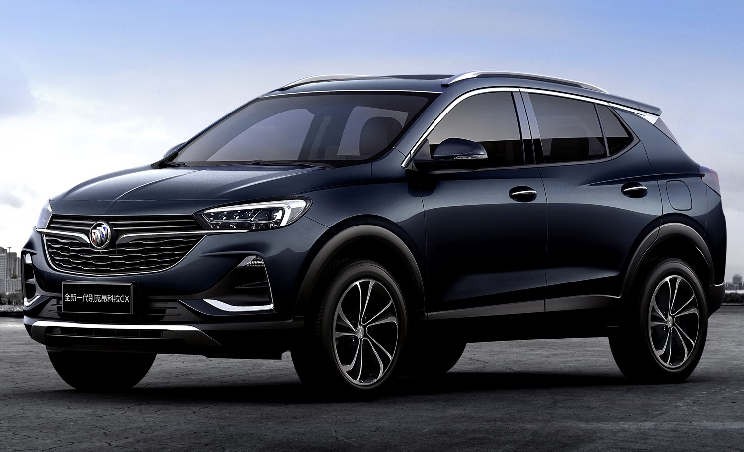 New Buick Encore Gx Images Released: Photo Gallery   Gm When Will The New 2022 Buick Encore Gx Be Available