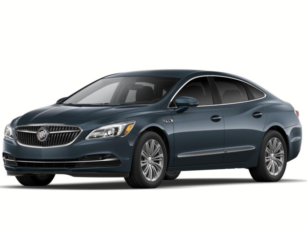 New Pewter Metallic Color For 2019 Buick Lacrosse | Gm Authority 2021 Buick Lacrosse Brochure, Release Date, Colors