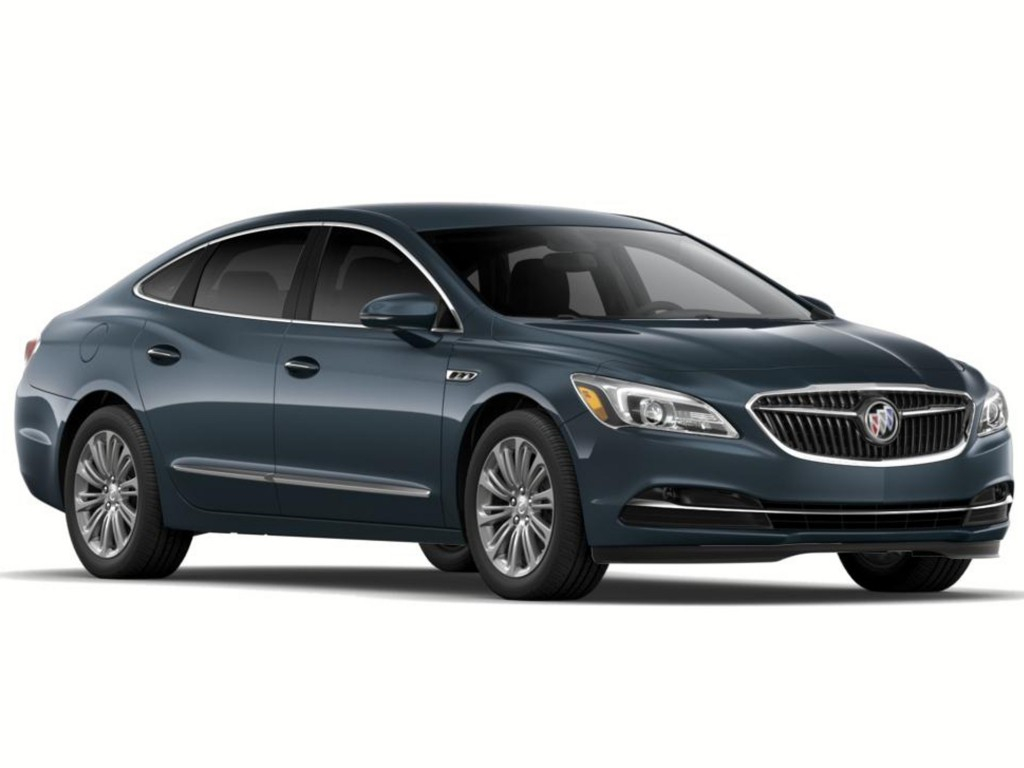 New Pewter Metallic Color For 2019 Buick Lacrosse | Gm Authority 2022 Buick Lacrosse Brochure, Release Date, Colors