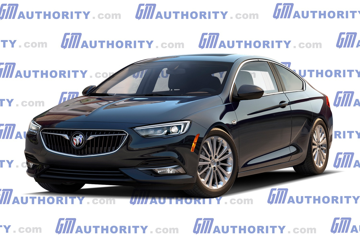 New Renderings Show Hypothetical Buick Regal Coupe | Gm Show Me A New 2022 Buick Regal