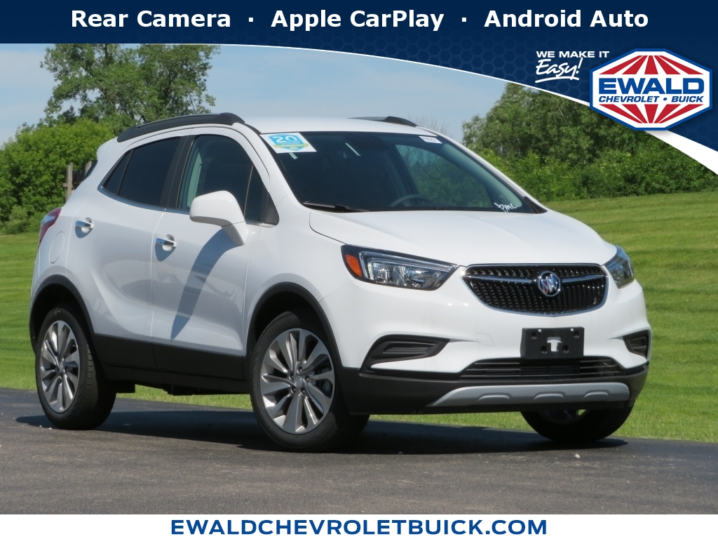 New White 2020 Buick Encore Stk# 20B29 | Ewald Chevrolet & Buick New 2021 Buick Encore Lease, Price, Brochure
