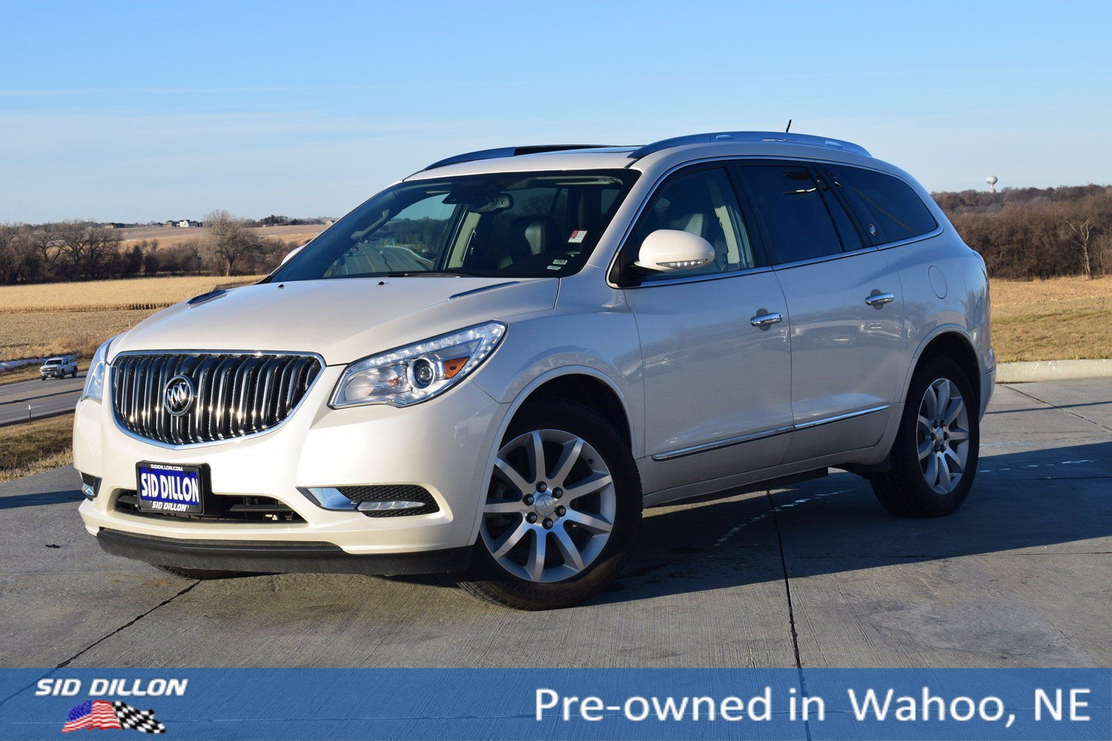 Pre-Owned 2015 Buick Enclave Premium With Navigation & Awd 2021 Buick Enclave Manual, Maintenance Schedule, Mileage