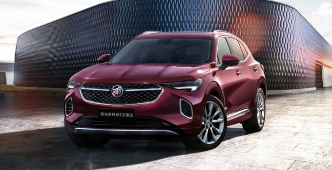2021 buick envision specs | 2021 buick - part 4