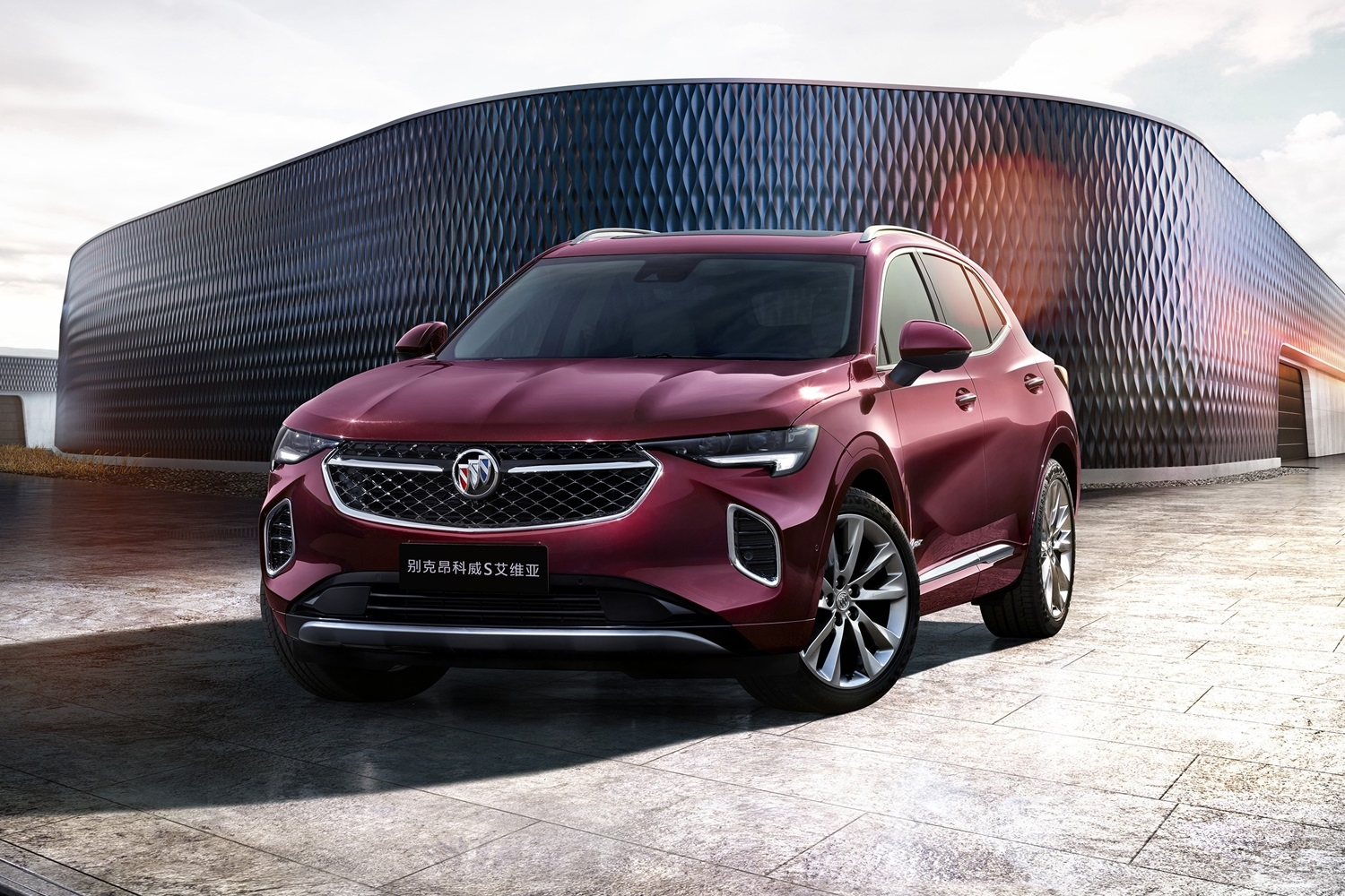 Range-Topping 2021 Buick Envision Avenir Revealed | Gm Authority 2021 Buick Lucerne Reliability, Wheels, Grill