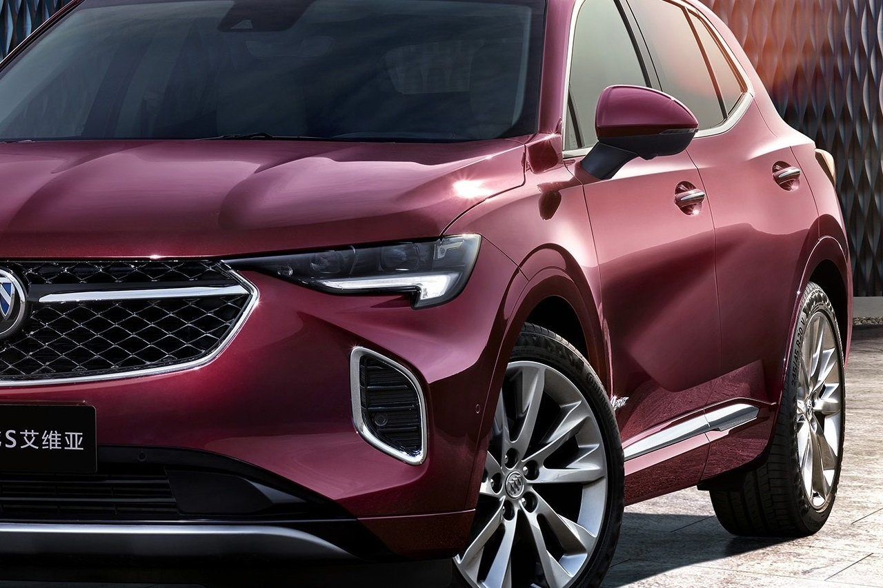 Range-Topping 2021 Buick Envision Avenir Revealed   Gm Authority 2022 Buick Enclave Avenir Awd Review, Accessories, Build