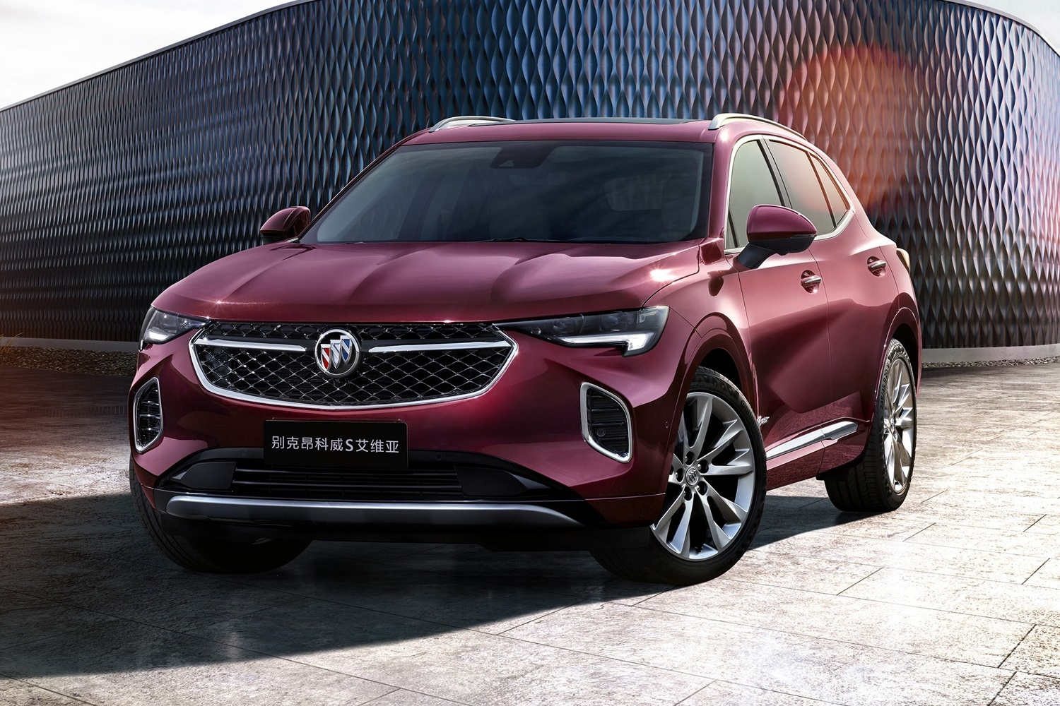 Range-Topping 2021 Buick Envision Avenir Revealed | Gm Authority 2022 Buick Enclave Dimensions, Colors, Accessories
