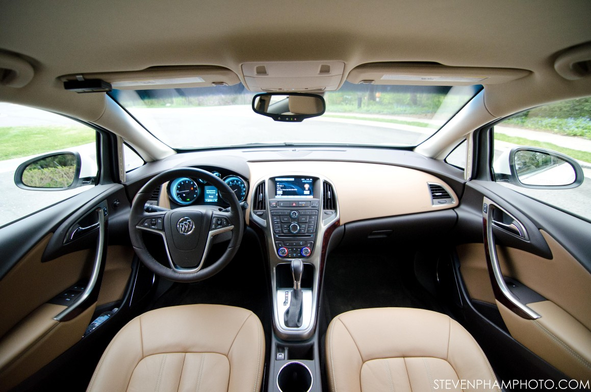 Review: 2012 Buick Verano 1Sl | Gm Authority 2022 Buick Verano Interior, Rims, Custom