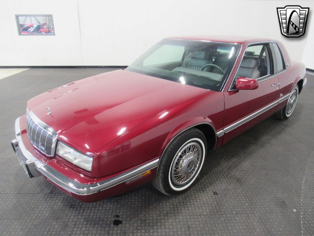 Slick 1992 Buick Riviera For Sale: Video | Gm Authority New 2022 Buick Riviera Custom, Price, Parts