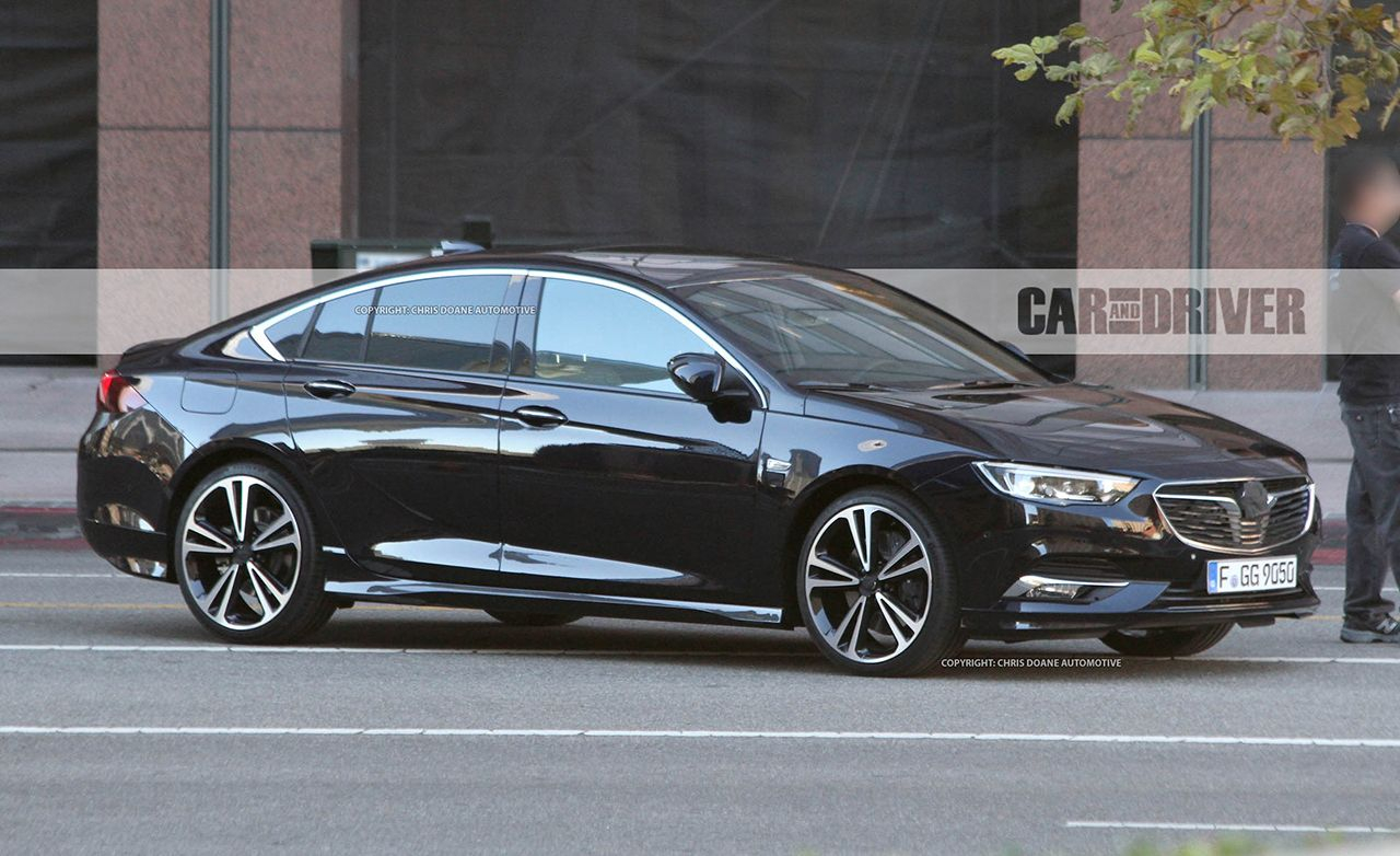 The 2018 Buick Regal Sedan And Wagon Are Going To Be Hot New 2022 Buick Regal Lease, Length, Trim Levels
