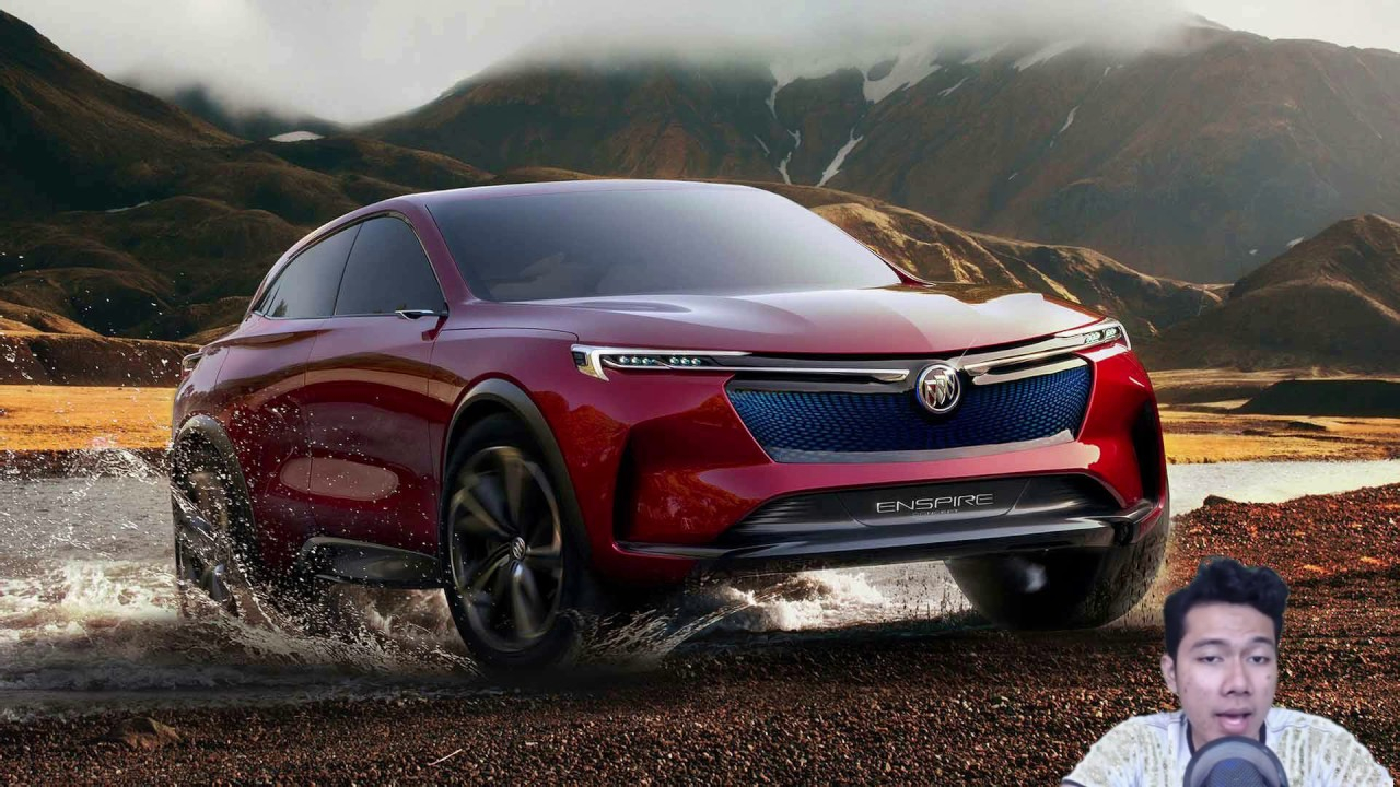 The 2020 Buick Enspire Concept Is Becoming Real Into Production New 2022 Buick Riviera Interior, Concept, Headlights