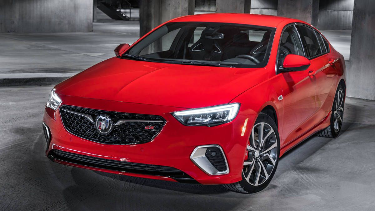 The Buick Regal Gs | Buick Regal Gs, Buick Regal, Buick New 2021 Buick Regal Gs Review, Specs, Release Date