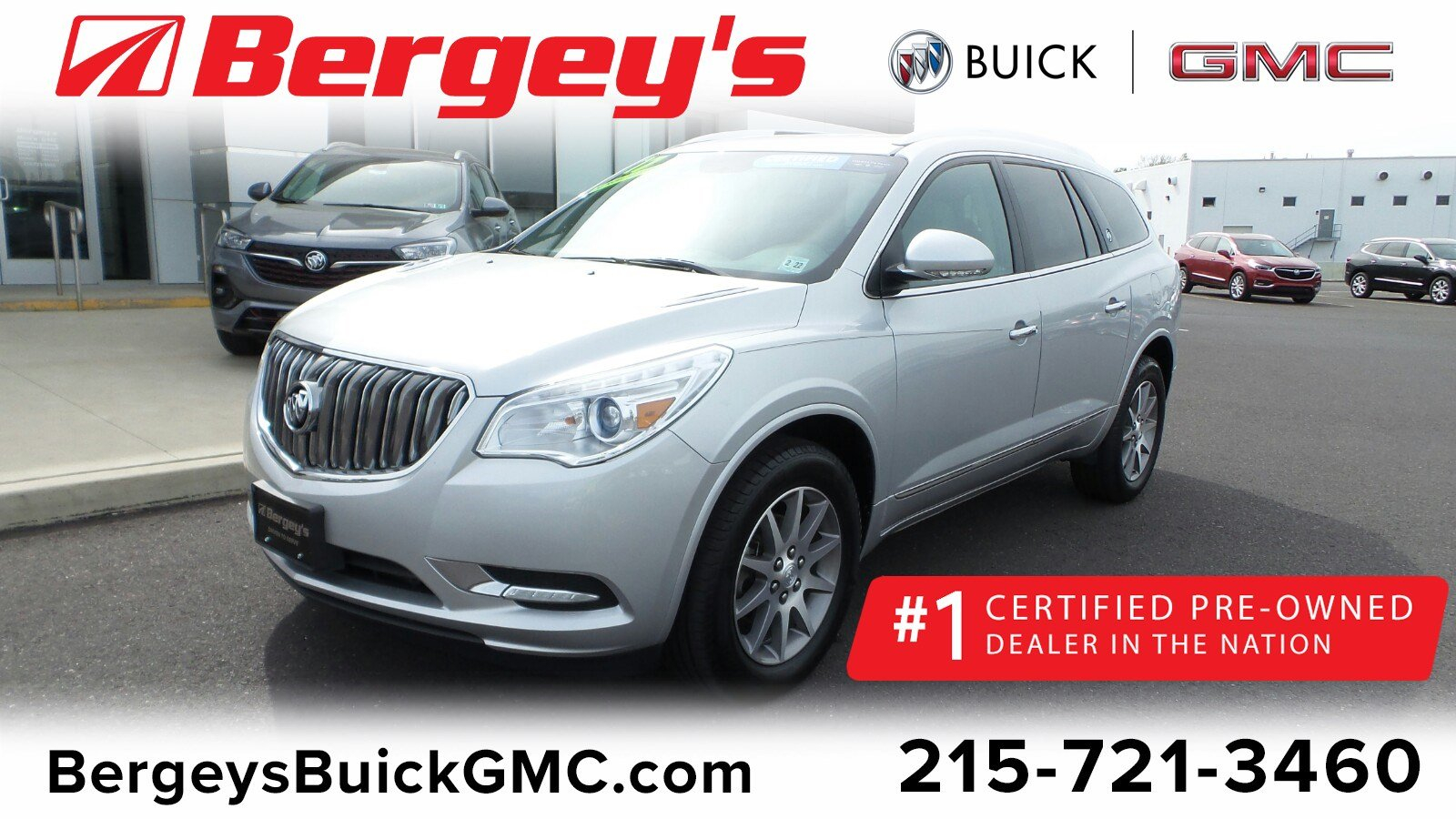 Used 2017 Buick Enclave For Sale | Souderton Pa 2022 Buick Enclave Manual, Maintenance Schedule, Mileage