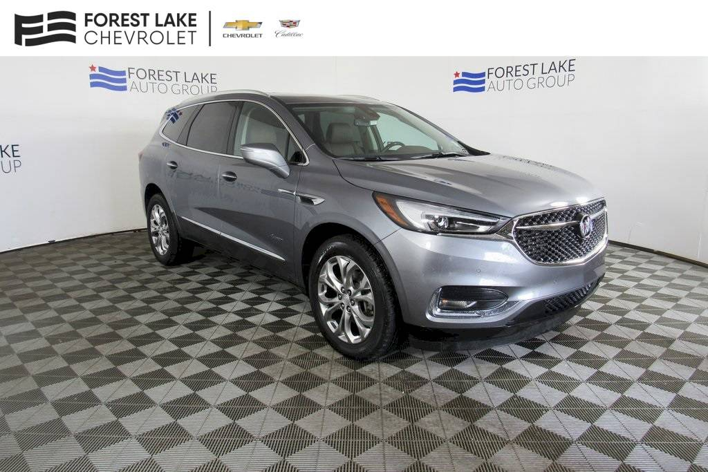 Used 2018 Buick Enclave Avenir New 2021 Buick Enclave Avenir Awd Review, Accessories, Build