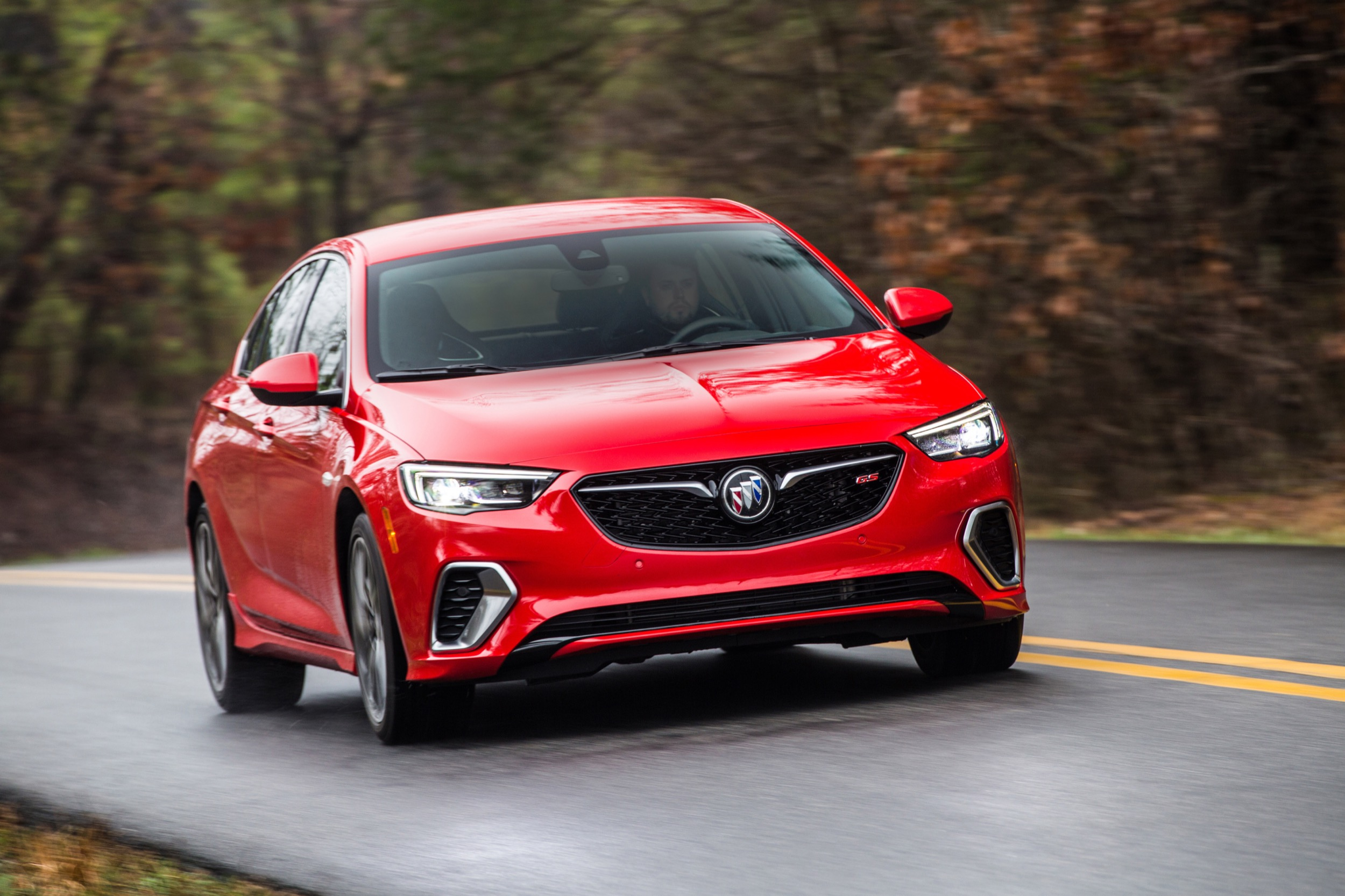 We Have Some Beef With This 2018 Buick Regal Gs Review | Gm 2022 Buick Regal Gs 0-60, Interior, Engine
