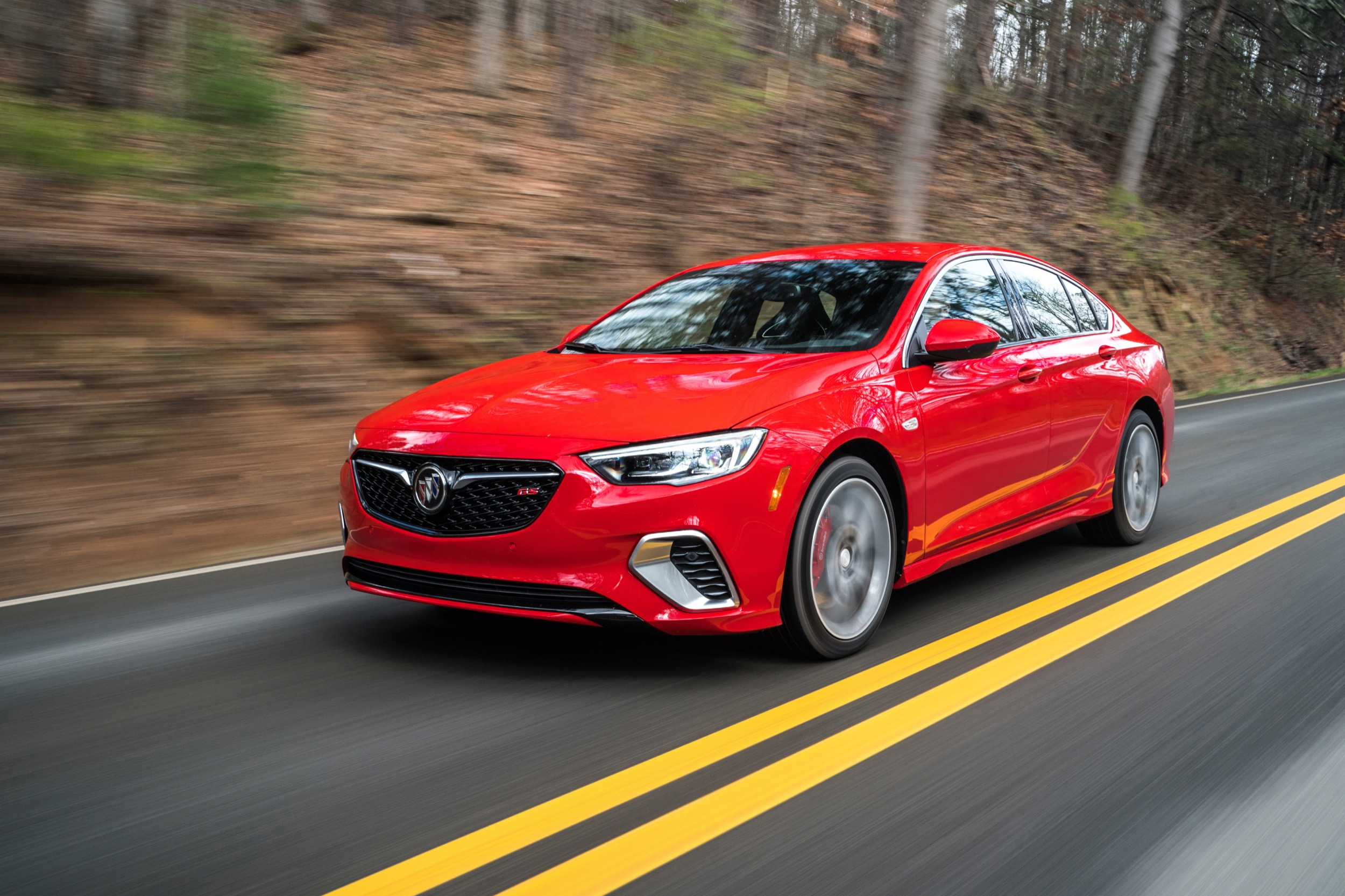We Have Some Beef With This 2018 Buick Regal Gs Review | Gm 2022 Buick Regal Gs Price, Review, 0-60
