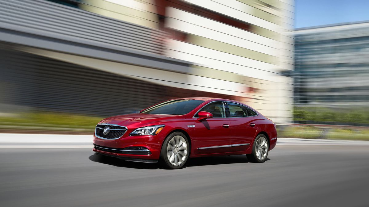Zap! 2018 Buick Lacrosse Gains Standard Mild Hybrid, Lower New 2021 Buick Lacrosse Lease Deals, Engine, Price