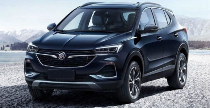 2021 buick envision exterior colors  2021 buick